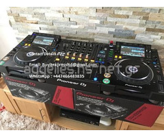 2x Pioneer CDJ-2000NXS2 +  1x DJM-900NXS2 mixer == 2900EUR
