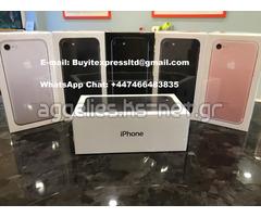 Apple iPhone 7 32GB κόστος 400 Euro / Apple iPhone 7 PLUS 32GB κόστος 430 Euro