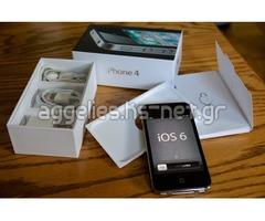 iPhone 4 μάυρο unlocked