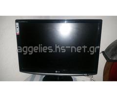 "LG 22.5"" flatscreen Οθόνη υπολογιστή"