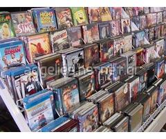 Πωλούνται συλλογές με DVD διάφορες ταινίες