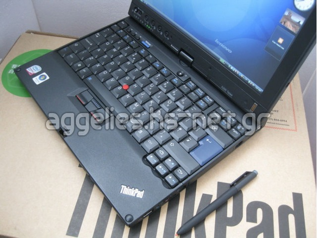 laptop lenovo Thinkpad X201T  12 inch