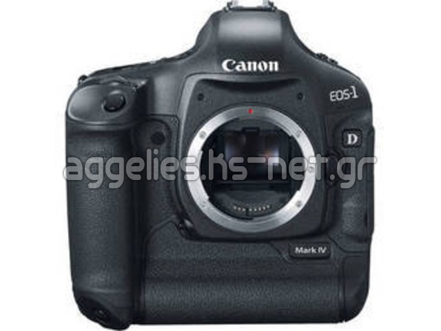 Canon EOS 1D Mark IV SLR μεταχειρισμένη