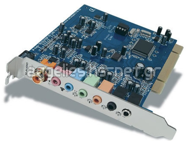 Κάρτα ήχου M-Audio Revolution 7.1 soundcard