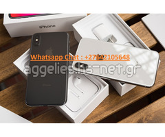 Apple iPhone X 64GB κόστος 445 Euro , Apple iPhone X 256GB κόστος 500 Euro