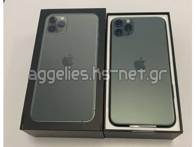 Apple iPhone 11 Pro 64GB = €500,iPhone 11 Pro Max 64GB = €530 ,iPhone XS / XS Max64GB = €350