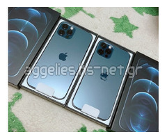 Apple iPhone 12 Pro 128GB = €600 EUR , iPhone 12 64GB = €480EUR, iPhone 12 Pro Max 128GB =  €650 EUR