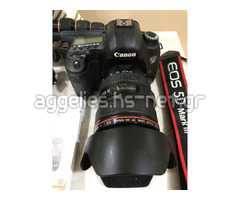NEW CANON EOS 5D MARK III DSLR CAMERA WITH 24-105MM LENS