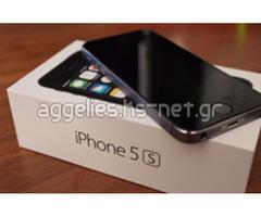 iphone 5S 16GB ΣΚΟΥΡΟ ΓΚΡΙ