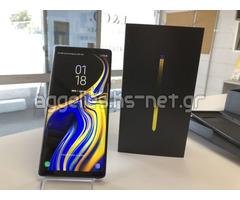 Samsung Galaxy Note 9 455 EUR Samsung S9 Samsung S9+