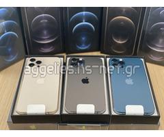 Apple iPhone 12 Pro 128GB = €600 , iPhone 12 64GB = €480, iPhone 12 Pro Max 128GB = €650EUR