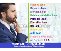 Get finance at affordable interest rate of 3%