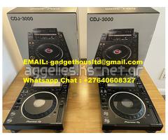 PIONEER CDJ-3000 / CDJ 2000 NXS2/DJM 900 NXS2 / PIONEER DDJ 1000 / DDJ 1000SRT / Pioneer DDJ SX3