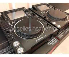 2x Pioneer CDJ-2000NXS2 + 1x DJM-900NXS2 mixer = 1899 EUR
