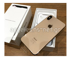 Apple iPhone XS 64GB Για 400 EUR ,iPhone XS Max 64GB Για 430 EUR ,iPhone X 64GB Για 300 EUR
