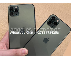 Apple iPhone 11 Pro 64GB = 600 EUR,  iPhone  11 Pro Max 64GB = 650 EUR ,iPhone XS 64GB = €400