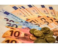Προσφορά δανείου χρημάτων μεταξύ γρήγορου ατόμου